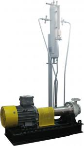 насосный агрегат, насос, центробежный насос, подшипник скольжения, блок подшипниковый уплотнительный, блок БПУ, модернизация оборудования, силовой узел, торцевое уплотнение, упорный подшипник, опорный подшипник