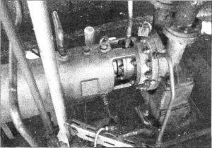 Опора корпуса КП-1